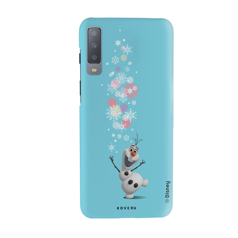 Olaf Cover Case for Samsung Galaxy A7 2018