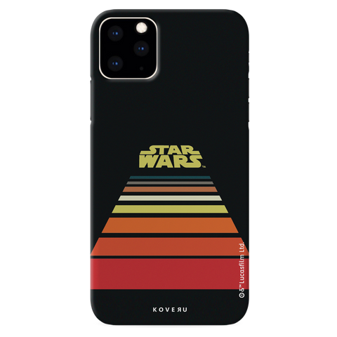 Star Wars: The Retro Scroll Cover Case for iPhone 11 Pro