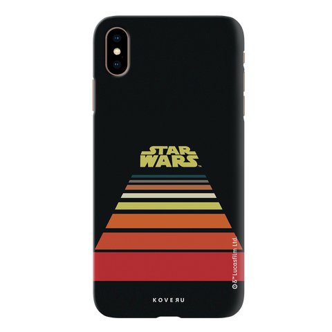 Star Wars: The Retro Scroll Cover Case for iPhone XS Max