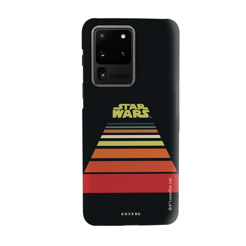 Star Wars: The Retro Scroll Cover Case for Samsung Galaxy S20 Ultra