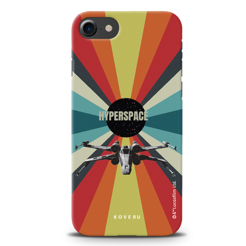 Star Wars: The Retro Hyperspace Cover Case for iPhone 7/8
