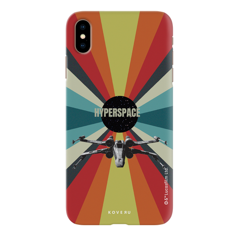 Star Wars: The Retro Hyperspace Cover Case for iPhone XS Max