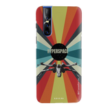 Star Wars: The Retro Hyperspace Cover Case for Vivo V15 Pro