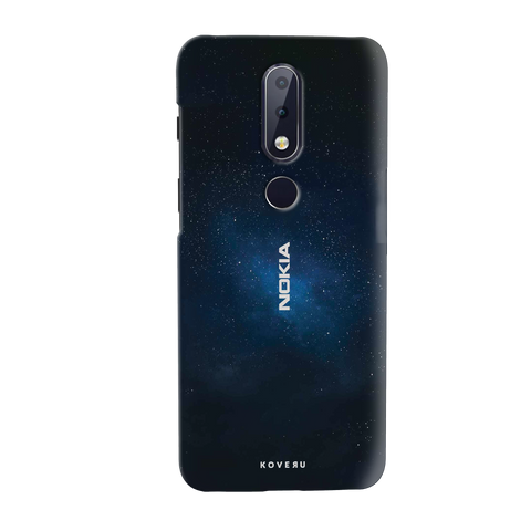 Glowing Stars Cover Case for Nokia 6.1 Plus