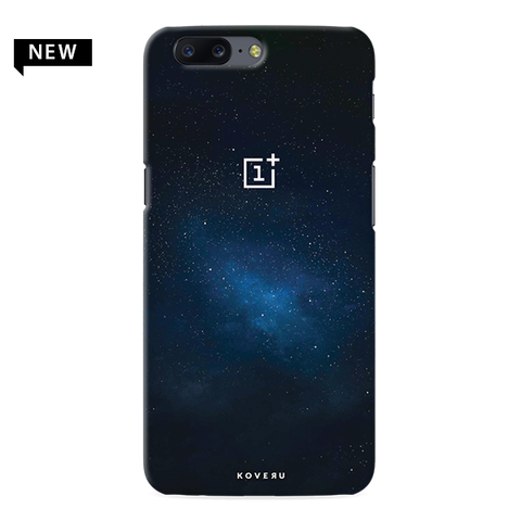 Glowing Stars Cover Case for OnePlus 5