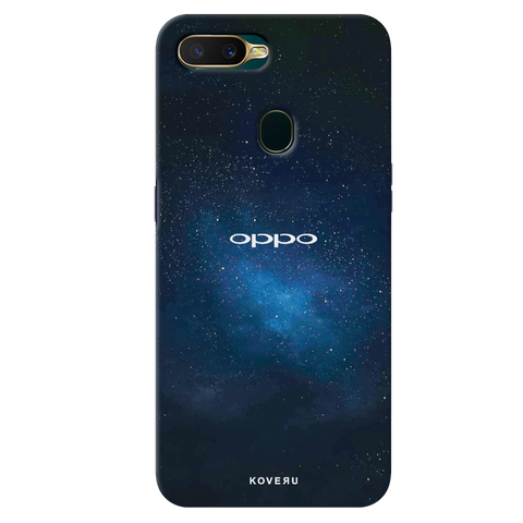 Glowing Stars Cover Case for Oppo A7