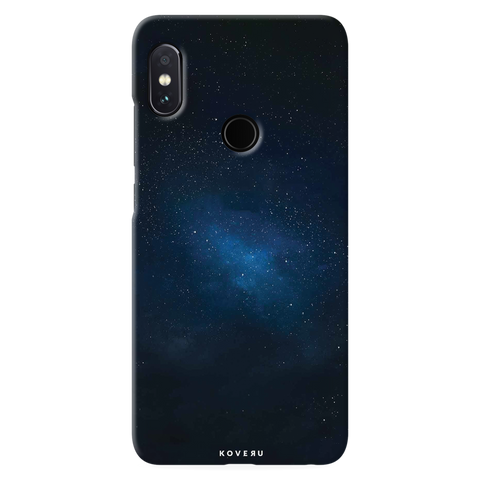 Glowing Stars Cover Case for Redmi Note 5 Pro