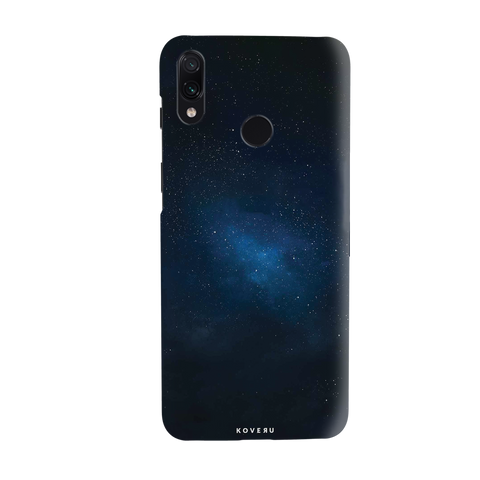 Glowing Stars Cover Case for Redmi Note 7