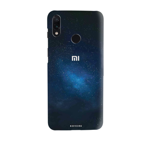 Glowing Stars Cover Case for Redmi Note 7 Pro