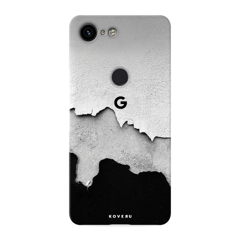 Shadow of the past Cover Case for Google Pixel 3 XL