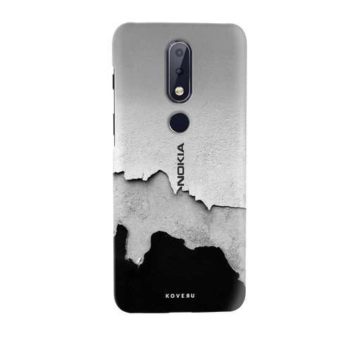 Shadow of the past Cover Case for Nokia 6.1 Plus