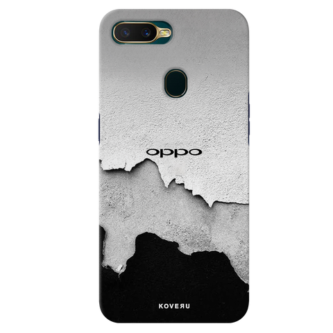 Shadow of the past Cover Case for Oppo A7