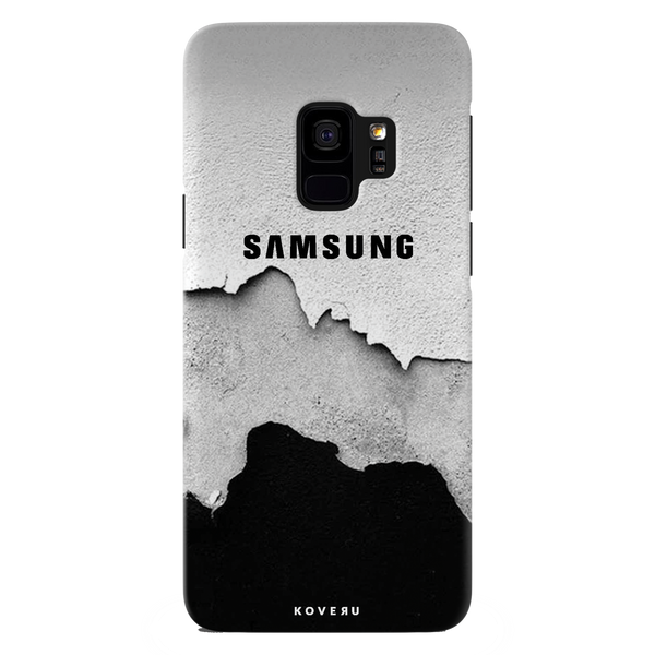 Shadows of the Past Cover Case For Samsung Galaxy S9