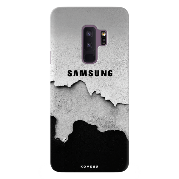 Shadows of the Past Cover Case For Samsung Galaxy S9 Plus