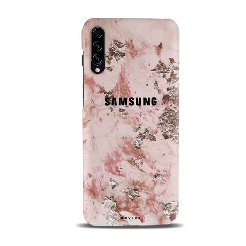 Pink Marble Cover Case for Samsung Galaxy A30S