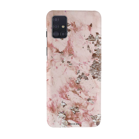 Pink Marble Cover Case for Samsung Galaxy A51