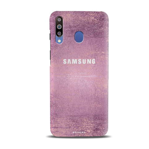 Mauve Marble Cover Case for Samsung Galaxy M30