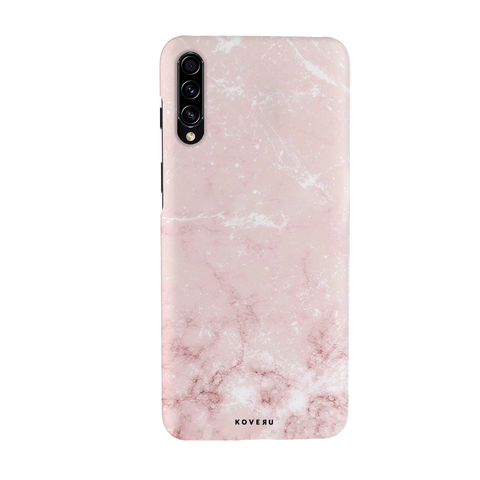 Baby Pink Marble Cover Case for Samsung Galaxy A70S