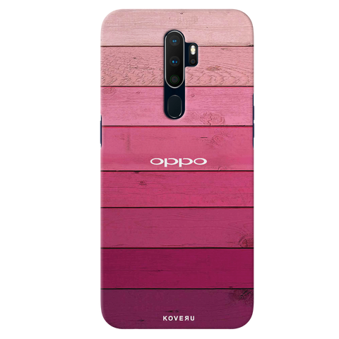 Shades of Pink Cover Case for Oppo A9 2020