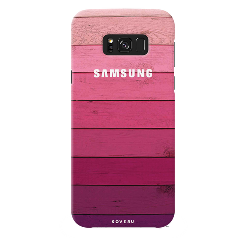 Shades of Pink Love Cover Case For Samsung Galaxy S8 Plus
