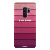 Shades of Pink Love Cover Case For Samsung Galaxy S9 Plus