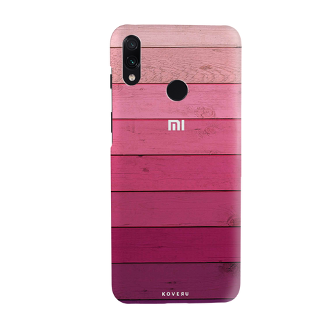 Shades of Pink Cover Case for Redmi Note 7 Pro