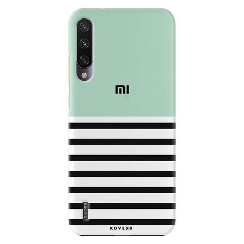 Stripes on Green Cover Case for Redmi A3