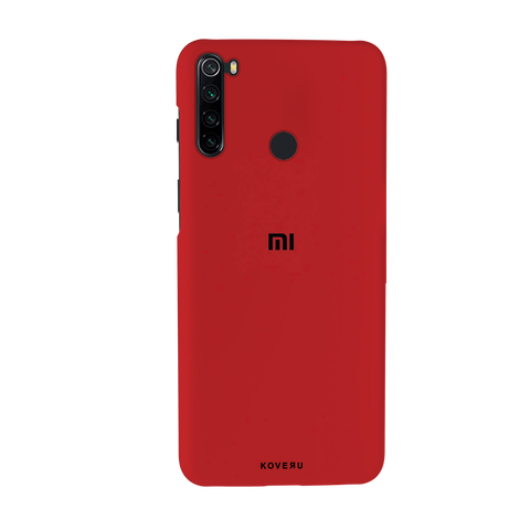 Blood Red Cover Case for Redmi Note 8