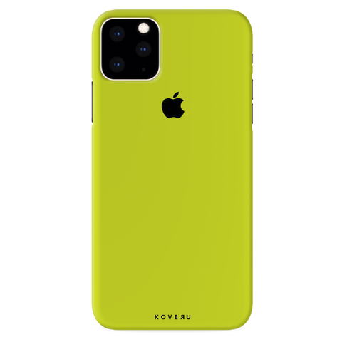 Neon Back Cover Case for iPhone 11 Pro