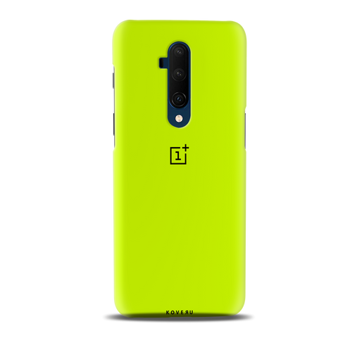 Neon Back Cover Case for OnePlus 7T Pro