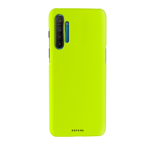 Neon Back Cover Case for Realme XT