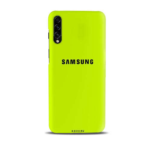Neon Back Cover Case for Samsung Galaxy A30S