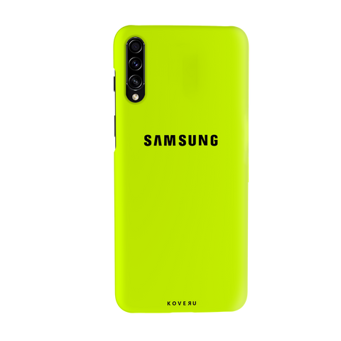 Neon Back Cover Case for Samsung Galaxy A70S