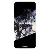 Black Splash Case Cover for Samsung Galaxy S9