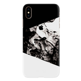 White Splash Cover Case for iPhone XS Max