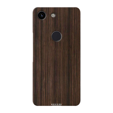 Wooden Texture  Cover Case for Google Pixel 3A