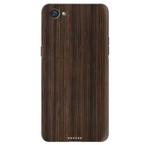 Wooden Texture  Cover Case for Oppo A3