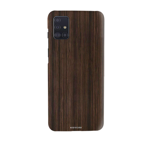 Wooden Texture  Cover Case for Samsung Galaxy A51