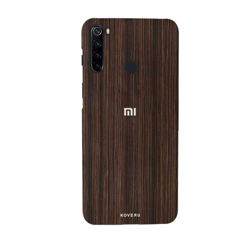 Wooden Texture Cover Case for Redmi Note 8