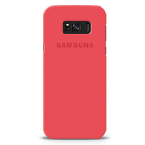 Red Back Cover Case For Samsung  Galaxy S8