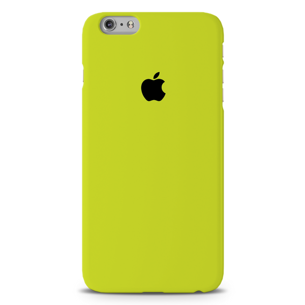 Neon Back Cover Case For iPhone 6/6S Plus