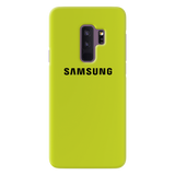 Neon Back Cover Case For Samsung Galaxy S9 Plus