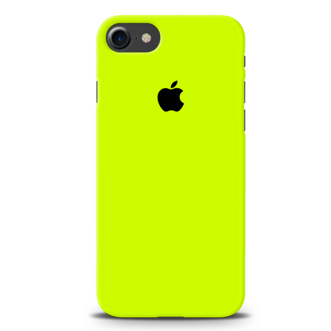 Neon Back Cover Case For iPhone 7/8