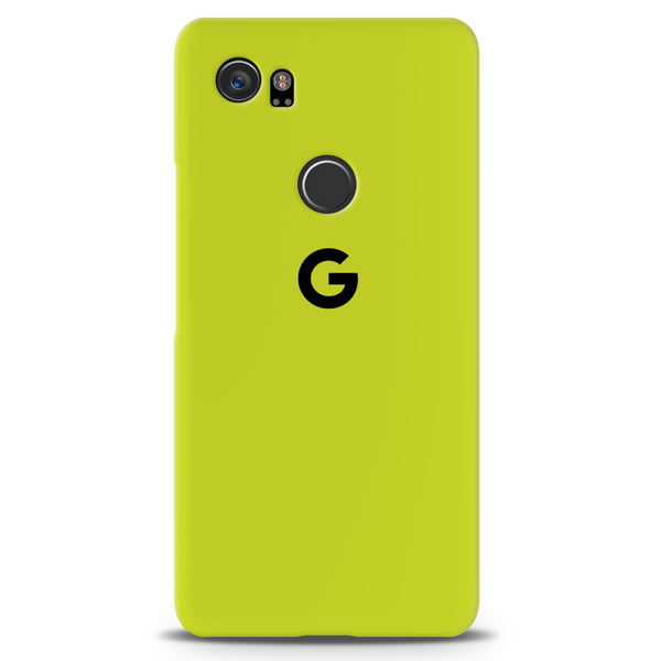 Neon Back Cover Case For Google Pixel 2 XL
