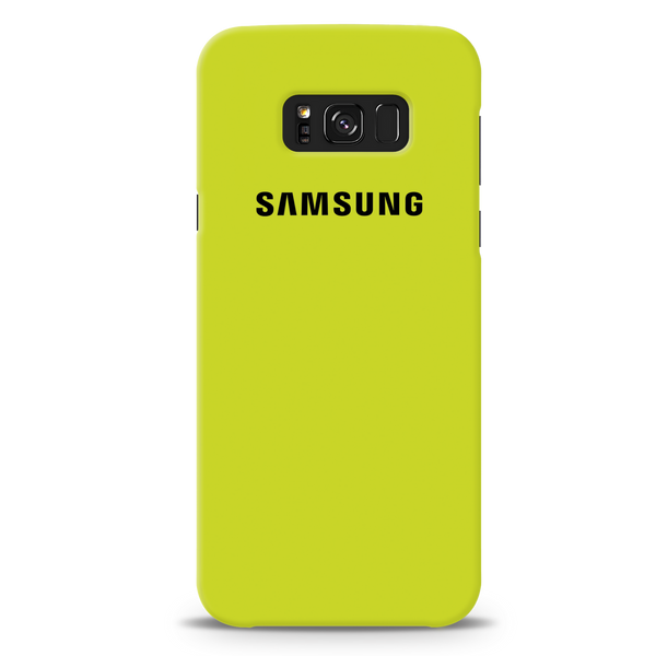 Neon Back Cover Case For Samsung Galaxy S8