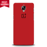 Blood Red Cover Case For OnePlus 3/3T