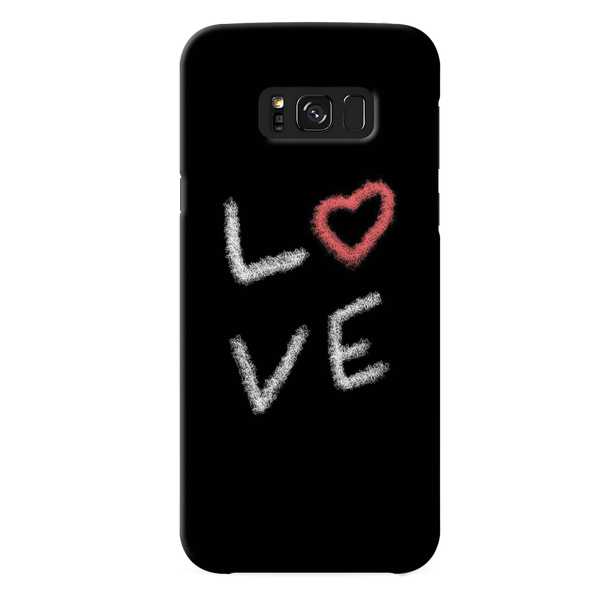 Love all Around Cover Case for Samsung Galaxy S8 Plus