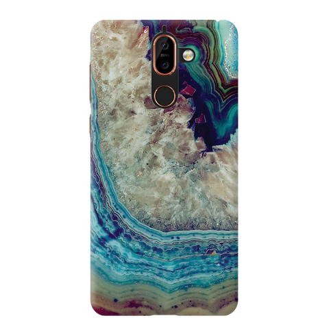Agate Cover Case for Nokia 7 Plus
