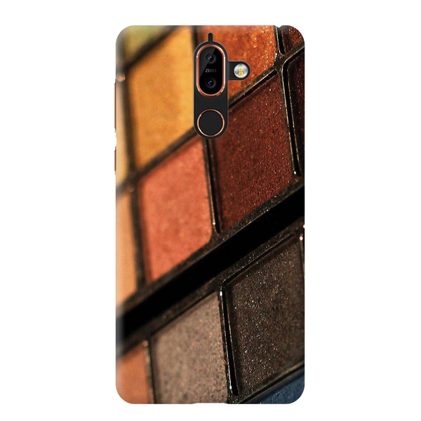 Make up Cover Case for Nokia 7 Plus