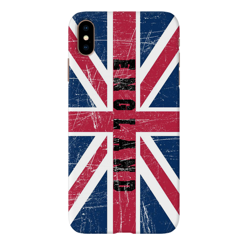 England Cover Case for  iPhone XS Max